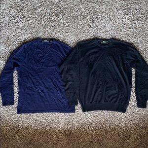 Neiman Marcus Exclusive Cashmere Pullover Bundle